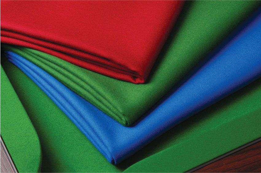 ผ้าสักหลาด (Cloth หรือ baize)