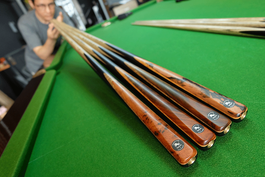 ไม้คิว (Cue stick)